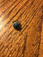 American Girl Doll Saige's Turquoise Ring EUC Retired Rare