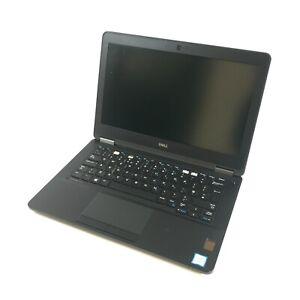 "12.5"" Dell Latitude E5270 Laptop i3-6100U 4GB 240GB SSD (F Keys/Battery Missing)"