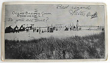 Antique Postcard-Ocean Breeze Camp-Edgemere Rockaway Long Island-1910