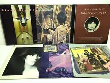 Linda Ronstadt LP Vinyl Record Album Lot: Greatest Hits + Simple Dreams + +++
