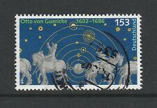 Germany 2002 Otto von Guericke SG 3138 FU
