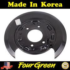 OEM Brake Backing Plate Rear Right for Hyundai Kia Sonata Optima