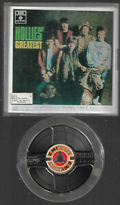 2 Spur Tonband Reel to Reel : The Hollies - Hollies' greatest (Vintage Rock)