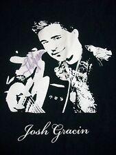 Josh Gracin signed concert shirt extra large Xl autographed
