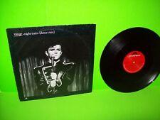 "Visage – Night Train (Dance Mix) Vinyl 12"" Record EP Synth-Pop New Wave PROMO"