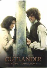 Outlander Season 3 Promo Card P8