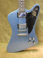 2017 GIBSON FIREBIRD STUDIO T PELHAM BLUE MINT W/GIG BAG & FREE US SHIPPING!