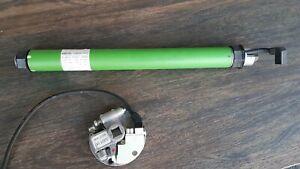Selve Rohrmotor ASR C45 mit Abschalt-Mechanik - 10Nm