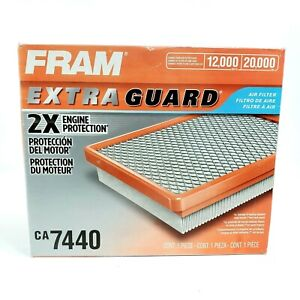 Fram CA7440 Air Filter-Extra Guard For INFINITI JEEP NISSAN SUZUKI