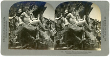 Stereo, Stereo Travel Co., Fountain, Piazza Navona, Rome, Italy Vintage stereo c