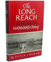 Peter French THE LONG REACH  1st Edition 1st Printing