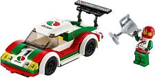 LEGO 60053 Town: Città: razza: Race Car - 1 minifigura-COMPLETO