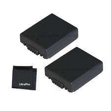 2x CGR-S002e CGRS002e Battery Panasonic DMC-FZ3 FZ15 FZ20 DMC-L1 LC1 LC5 LC40
