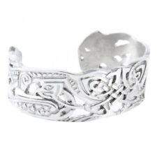 Celtico farfalle fatto a mano PELTRO braccialetto