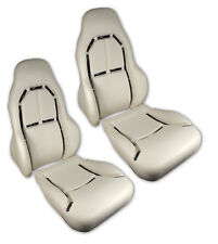 Corvette C5 1997-2004 Standard Seat Foam 4 pc 2 tops 2 bottoms Best Quality