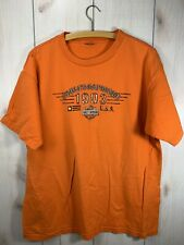 Harley Davidson T-shirt XL Janesville Wisconsin