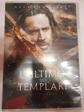 L'ULTIMO DEI TEMPLARI -FILM in DVD -ORIGINALE-visita negozio COMPRO FUMETTI SHOP