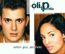 Oli. P When you are here (2001, & Emilia) [Maxi-CD]