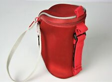 SONY LCS-BBD RED Soft Carry Case for Handycam Camcorders Original