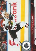 2017-18 Upper Deck Hockey #41 Jonathan Toews Chicago Blackhawks