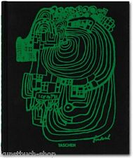 Fachbuch Friedensreich Hundertwasser 1928-2000, Werkverzeichnis von W. Schmied