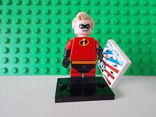 Lego Minifigures la serie mr Increíble De Disney
