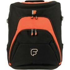 Fusion F1 Backpack Bag schwarz orange   Neu