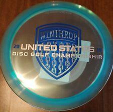 New Blue Innova Flat Top Champion Firebird Usdgc Stamp 175 grams.