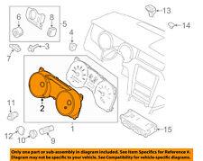 FORD OEM 2010 Mustang Dash Gauge Speedometer-Cluster Lens AR3Z10890A