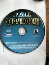 Hoyle Slots & Video Games Pc Cdrom (DISC ONLY)