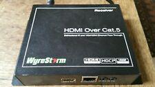 WYRESTORM RECIEVER HDMI OVER CAT.5 BIDIRECTI(DISPLAY END) EX-1UTP-IR-100    0205