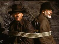 Indiana Jones And The Last Crusade Film Script Screenplay. Harrison Ford.