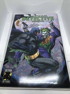 Batman Detective Comics #1000 Torpedo Joker Variant ( Jim Lee ) SIGNED
