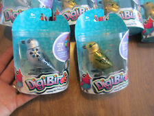 DigiBirds Metallic Gold & Silver Limited Edition AUTHENTIC SET COMPLETE NEW RARE