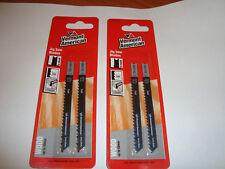 Vermont American 2 packs Jig Saw Blades VU111C(4 blades)Ryobi,Skil BlackDecker