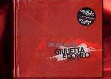 COCCIANTE RICCARDO-GIULIETTA E ROMEO BRANI SCELTI CD digipack NUOVO SIGILLATO