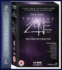 THE NEW TWILIGHT ZONE - COMPLETE 80s BOXSET  **BRAND NEW DVD ***