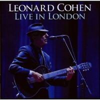 LEONARD COHEN Live In London 2CD BRAND NEW