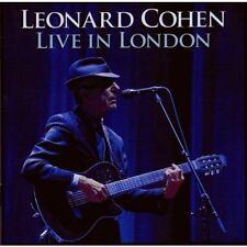 LEONARD COHEN Live In London 2CD BRAND NEW