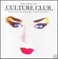 CULTURE CLUB - THE BEST OF CD ~ KARMA CHAMELEON ++ BOY GEORGE ~ 80's DISCO *NEW*