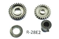 Honda XL 500 R PD02 Bj.83 - Zahnräder Ritzel Nebengetriebe *