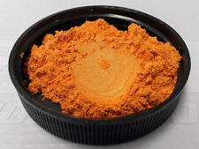 Pigmento Polvo De Perla Abatible Naranja Fuego pintura Plasti Dip Nail Art Mica 25g