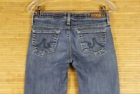 WOMENS AG THE STILT CIGARETTE JEANS SIZE 26X28 VERY GOOD CONDITION #868