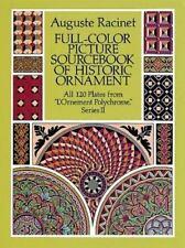 Dover Fine Art, History of Art: Full-Color Picture Sourcebook of Historic Ornam…