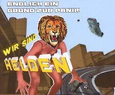 Wir sind Helden Endlich ein Grund zur Panik (2007) [Maxi-CD]