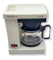 Mr. Coffee 4 Cup Coffee Maker Model JR-4