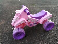 Trotteur scooter rose Fisher Price qui peut encore faire des kilomètres !
