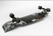 Shark Wheels Longboard Mini Cruiser 121C Carbon Fiber Aileron