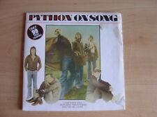 "Monty Python: Python On Song 2 x 7"": 1976 UK Release: Gatefold Sleeve."