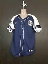Adidas New York Yankees kids large #2 Jeter Jersey shirt  14-16 years